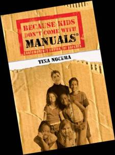Because Kids Don't Come With Manuals, Tina Nocera, www.parentalwisdom.com, Military Mom Talk Radio, Sandra Beck, Tina Gonzales, Robin Boyd, www.toginet.com